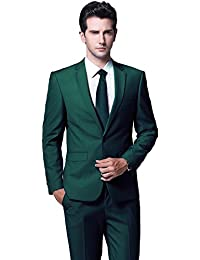 Amazon.com: Greens - Suits / Suits & Sport Coats: Clothing, Shoes ...