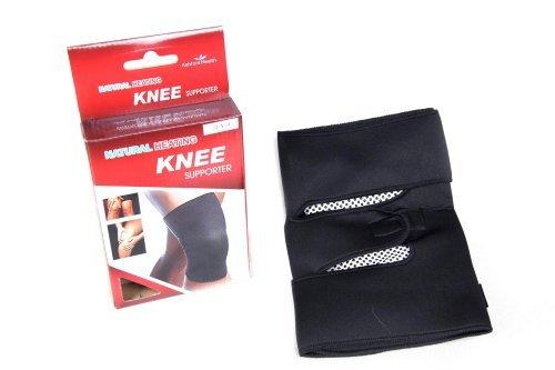 HealthPanion 1 Set aus Heizender Knie-Beschützer/Unterstützer