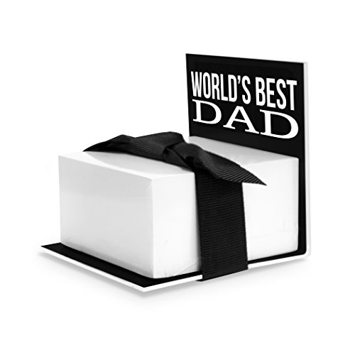 Sticky Notes Holder, Worlds Best Dad, ()