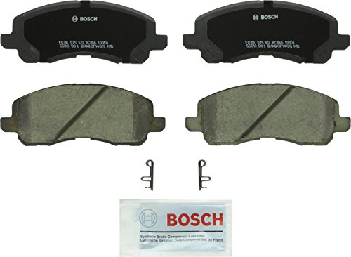 Bosch BC866 QuietCast Premium Ceramic Front Disc Brake for sale  Delivered anywhere in USA