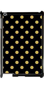 Funda para Apple Ipad 2/3/4 - El Oro Negro De Lunares Con Motivos by Djuranne