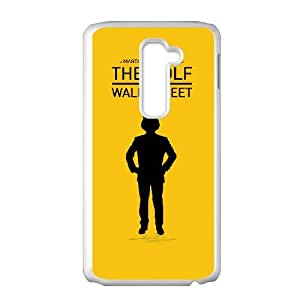 LG G2 Cell Phone Case White Wolf Of Wall Street ngyw