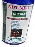 NUTMED Creme - Nutmeg Based rubbing Creme, 60ml