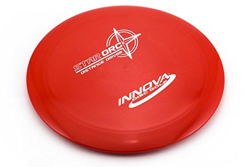 Innova Disc Golf Star Line Orc Golf Disc,160-164gm (Colors may - Disc Golf Orc