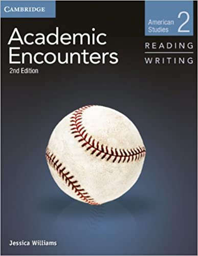 Academic Encounters Level 2 Student S Book Reading And Writing