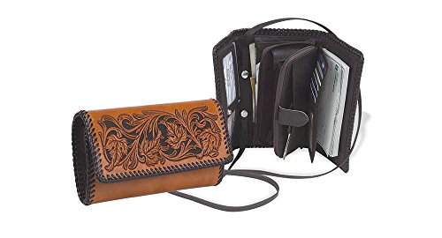 Tandy Leather Ashley Clutch Purse Kit 44015-00