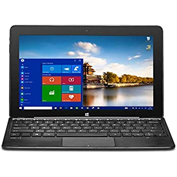 Beantech 10.1 Core 2 in 1 Laptop with 32GB Storage 4GB Ram and Windows 10