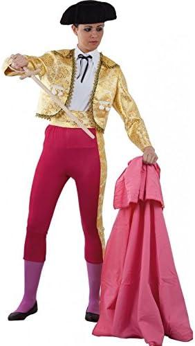 Fycar Disfraz de Torera de Luces - Mujer, M: Amazon.es: Ropa y accesorios