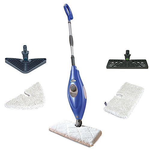 Multi Surface Steam Cleaner - Shark Deluxe Steam Pocket Mop and Multi-Surface Floor Cleaner