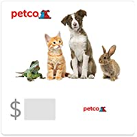 Petco Gift Cards - E-mail Delivery