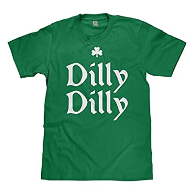 Mixtbrand Kids Dilly Dilly ST. Patrick's Day Youth T-Shirt