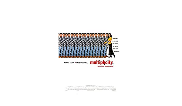 Multiplicity 1996 D/S Rolled Movie Poster 27x40 at Amazons Entertainment Collectibles Store