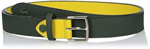 158b647d8384e Lacoste Women s 25 Reversible Stitched Belt