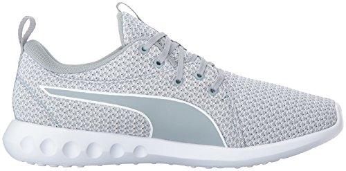 Knit White Women's Wn Quarry puma Sneaker 2 PUMA Carson qw4W8ggt