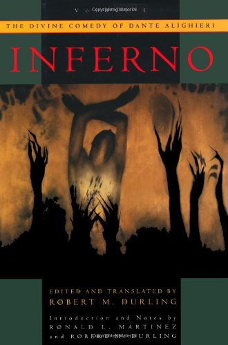 The Divine Comedy of Dante Alighieri: Volume 1: Inferno (Divine Comedy of Dante Alighieri Vol. 1)