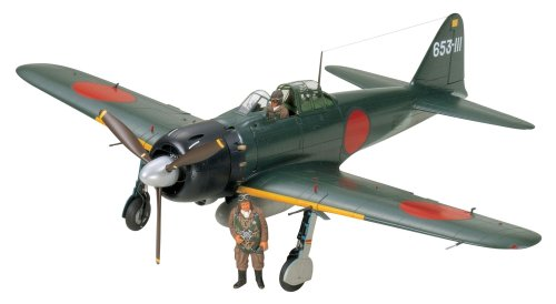 Tamiya Models Mitsubishi A6M5 Model Kit
