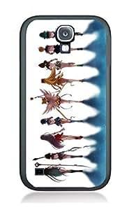 Case Cover Design Sailor Moon Cartoon SM9 for Samsung S3 Border Rubber Silicone Case Black@pattayamart