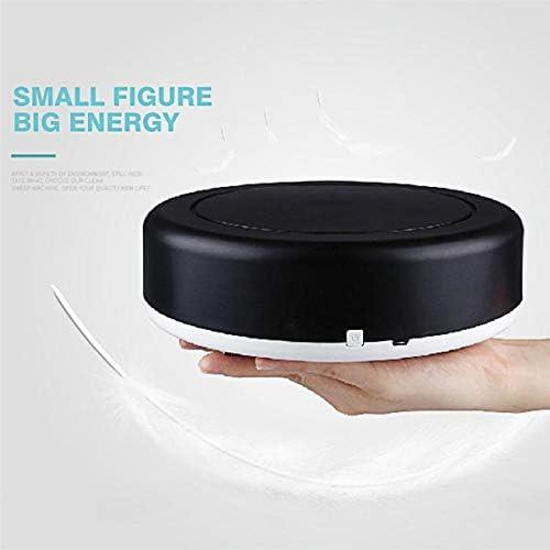 Zhongyangfangdichan Robot Aspirateur Robot de Balayage Intelligent de Chargement Automatique d\'induction Balayer Mini Balayer Aspirateur Robot Mini Aspirateur