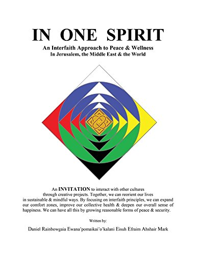 IN ONE SPIRIT: An Interfaith Approach to Peace & Wellness in Jerusalem, the Middle East & the World