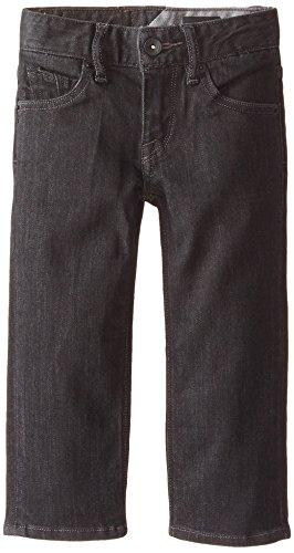 Volcom Black Zip Jean - 4