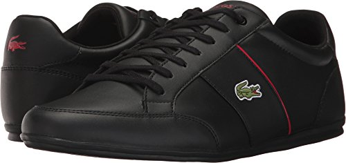 Lacoste Mens Nivolor 317 US Black/Black/Red discount 2015 new styles buy cheap nicekicks visit cheap online ebay k65UfYNnMF