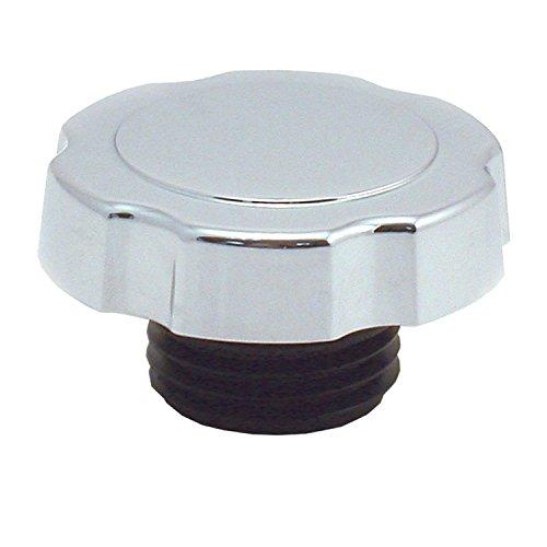 Spectre Performance 4320 Chrome Screw-In Oil Filler Cap for GM