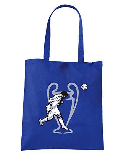 Shopper Borsa GOAL Blu RAMOS Royal WC0535 dPPrOq