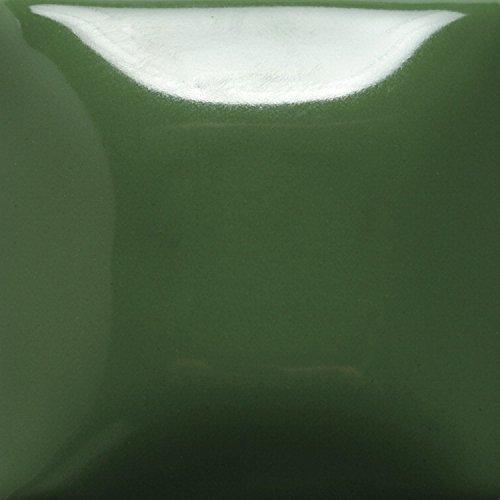 Mayco Stroke & Coat Wonderglaze, Just Froggy SC-008, 1 Pint