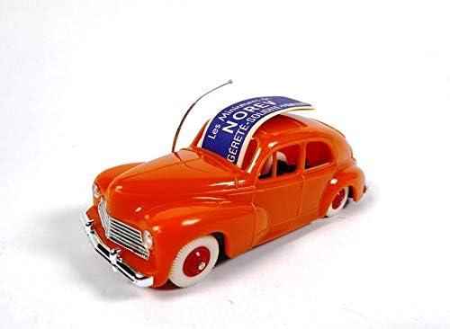 Norev 1//43 Peugeot 203 Orange 472312