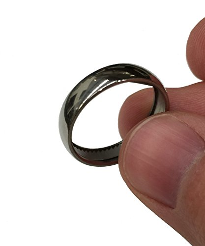 Titanium Escape Ring - Hides a Dual-Use Tool for Special Situations (10)