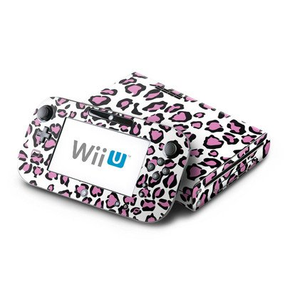 【Decalgirl】【お取り寄せ】ニンテンドー Wii U用スキンシール【Leopard Love】 by