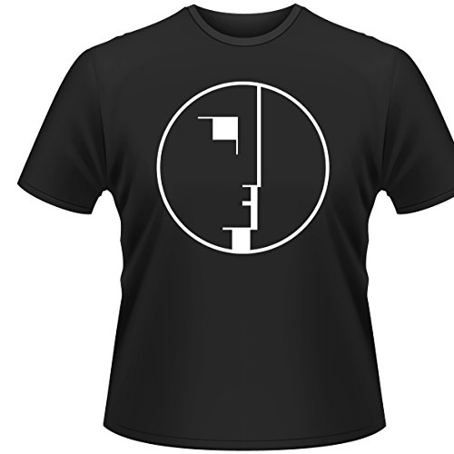 Phantasm Men's Bauhaus Logo T-Shirt, Black, - Jacket Phantasm