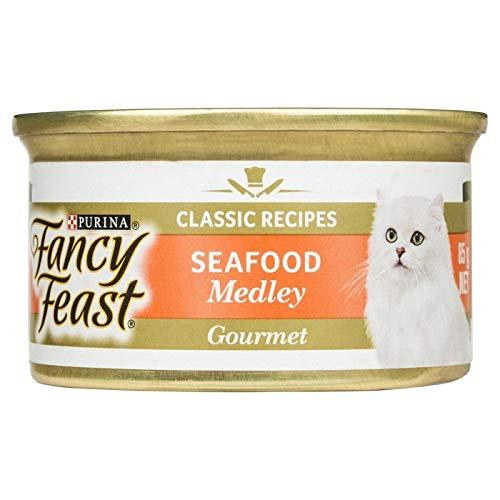 FANCY FEAST Seafood Medley 24X85 (11059696) (CFF85SMX24)