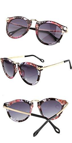 Soleil Small Lunettes Frame Vintage des Sunglasses de Mode Lunettes Sunglasses Lunettes wqx5C8I1