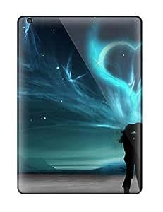 New ZippyDoritEduard Super Strong Beautiful Love Kisss Tpu Case Cover For Ipad Air