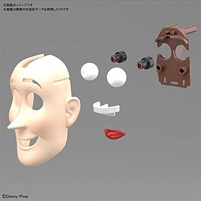 Bandai Hobby Cinema-Rise Standard Sheriff Woody Toy Story: Toys & Games