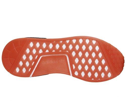 Adidas Mannen Nmd_xr1 Fitness Schoenen, Zwart Zwart (negbas / Negbas / Rojsol)