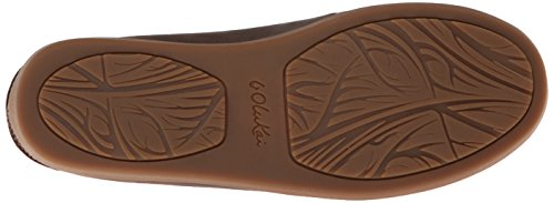 Nohea pelle Java nabuk tan Dark Olukai Dark Java Tan donna q6nAwW8Xf