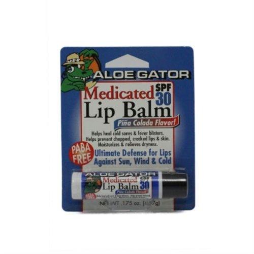 Aloe Gator Lip Balm - 8