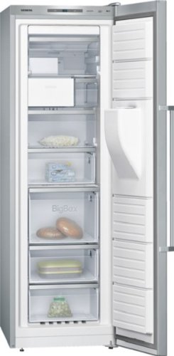 Siemens GS36DPI20 - Congelador (Vertical, Independiente, Color ...