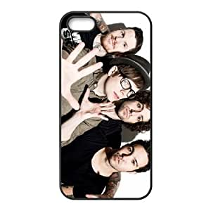 iPhone 5 5s Cell Phone Case Black Fall out boy QNN