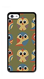 Back Cover Case Personalized Customized Diy Gifts In A iphone 5c case for teen girls cute - Owl HD Wallpaper