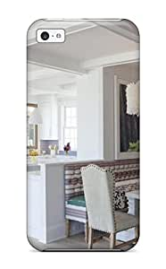 New Fashionable AllenJGrant DVpSSxs807DVtWu Cover Case Specially Made For Iphone 5c(kitchen With Pendant Lights And Stone Countertops)