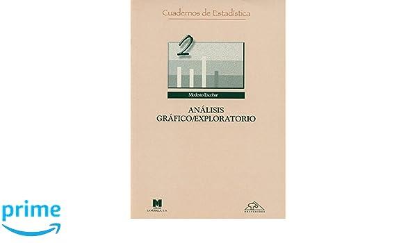 Análisis gráfico exploratorio Cuadernos de estadística ...