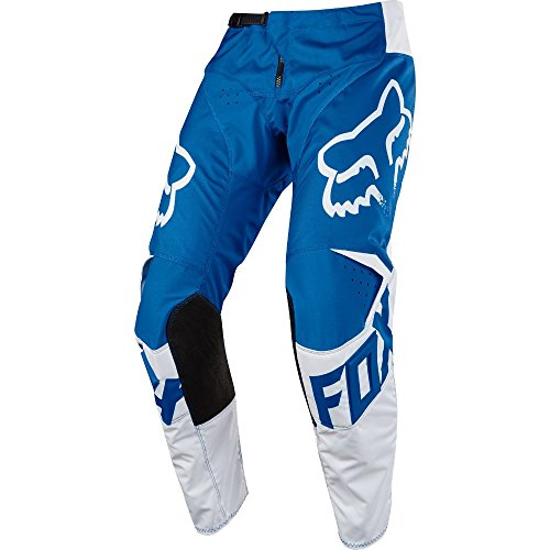 Fox Racing 180 Race Youth Boys Off-Road Motorcycle Pants Blue Size 28