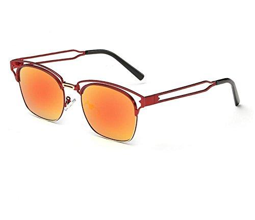 des polarisées Polarized Soleil Voyageur Fashion cocons de orange CMCL Lunettes Lunettes x8RTqq