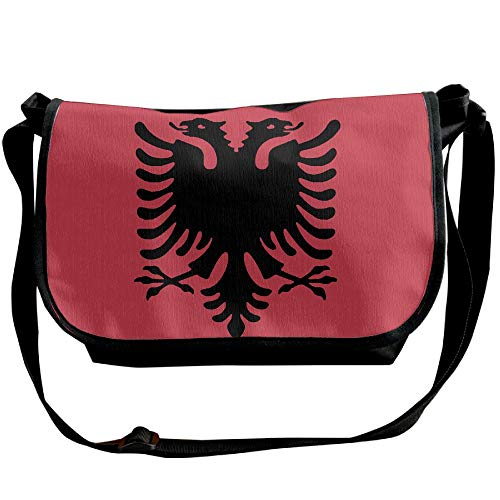 Black Messenger Eagle Casual Fashion Albanian Bag Designer Handbags One Womens Shoulder Bags q4FBwPE