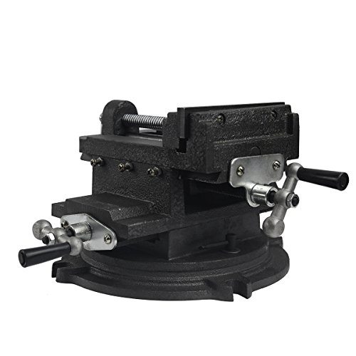 cross vise for drill press - 8