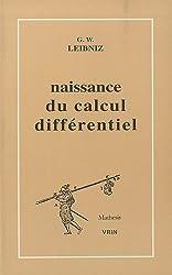 La naissance du calcul différentiel