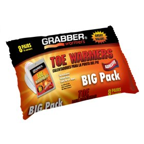 Price comparison product image Grabber Toe Warmers 6 Plus Hr 8 Pair